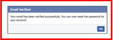 how to reset facebook password using gmail account