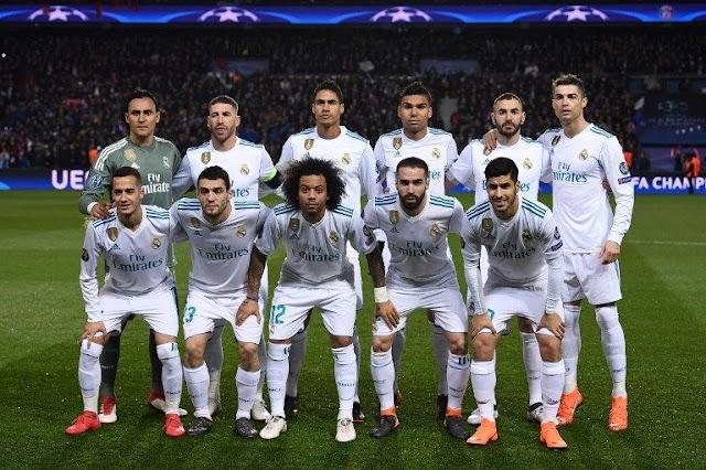 Şampiyonlar Ligini En Çok Kazanan Takımlar Real Madrid - Kurgu Gücü