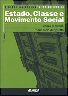biblioteca básica do serviço social