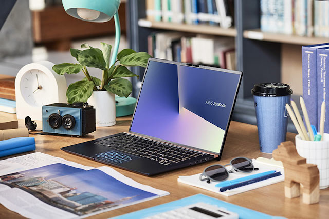 review laptop asus zenbook baru