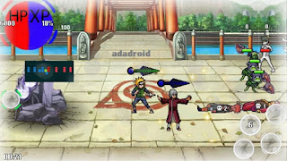 Naruto Senki by M.B.A Mod APK Download