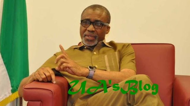 Democracy is difficult for government at centre, says Abaribe