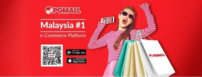 Syoknya Shopping Online di PG Mall