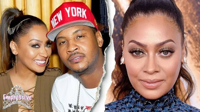 Woman Claims Carmelo Anthony Fathered Her Twins Which Led Lala Anthony To File For Divorce