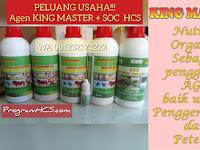 Peluang Jadi Agen dan Distributor KingMaster Nutrisi Ternak HCS