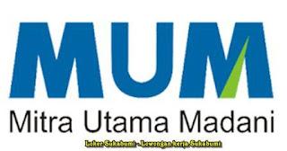 Lowongan Kerja PT. Mitra Utama Madani (PNM Group) Sukabumi