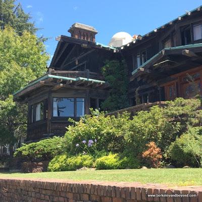 Thorsen House on U.C. campus in Berkeley, Calfornia