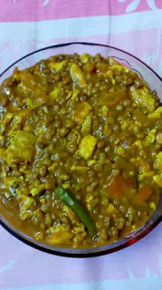 egg tadka recipe in bengali