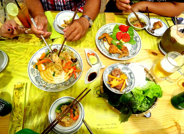 Vietnamese food - Chao Em! Viet Bistro in Ben Thanh, Ho Chi Minh City