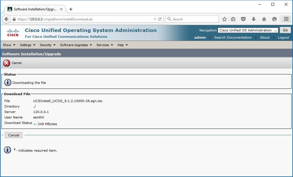 How to upgrade Cisco CUCM - Step by Step guide ~ Let's Explain