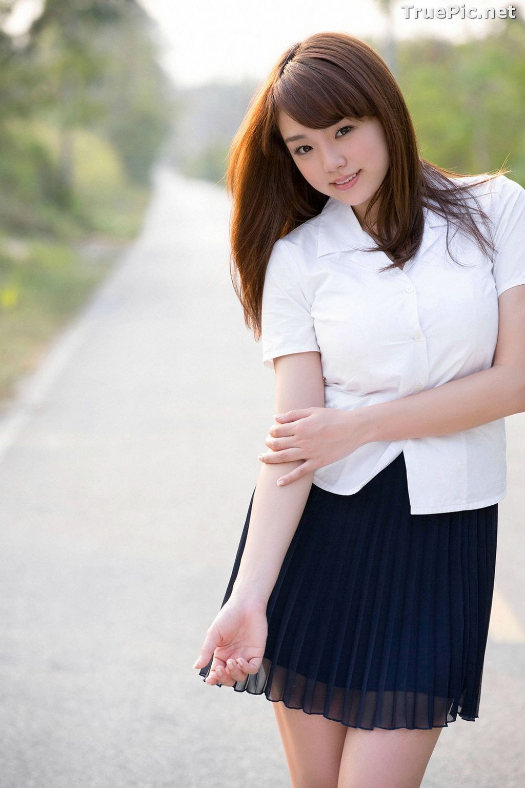 Image [YS Web] Vol.560 - Japanese Gravure Idol and Singer - Ai Shinozaki - TruePic.net - Picture-6