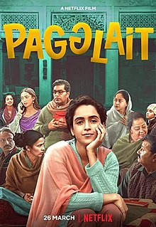 Pagglait 2021 Full Movie Download