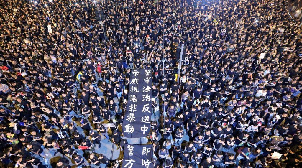 HONG KONG, UNE NOUVELLE CRISE SUR LA CARTE DU MONDE