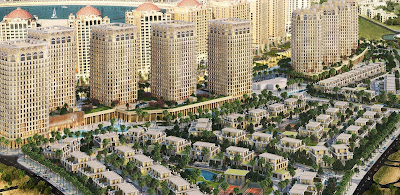 Floresta Garden, The Pearl Qatar