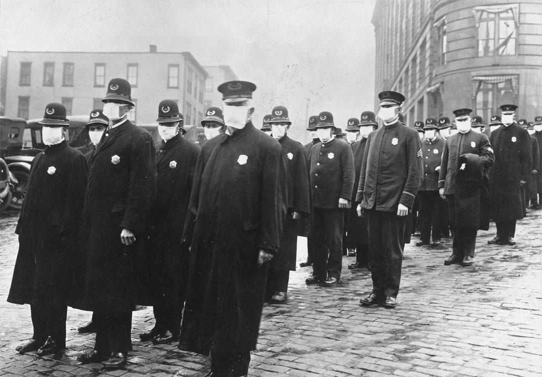Influenza tahun 1918