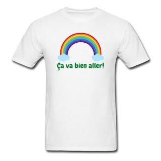 Ça va bien aller t-shirt. PYGear.com