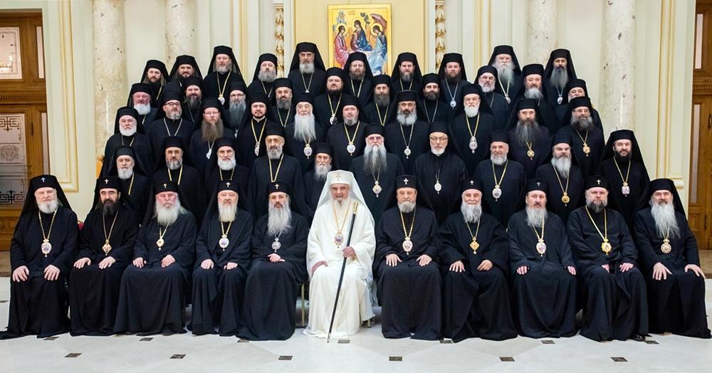 Sinodul Bisericii Ortodoxe Române