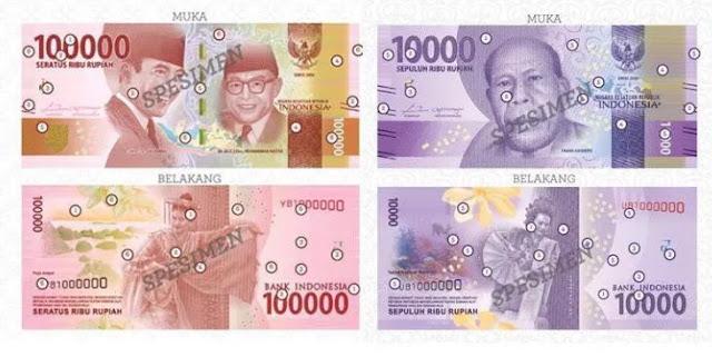 uang baru nkri 2017