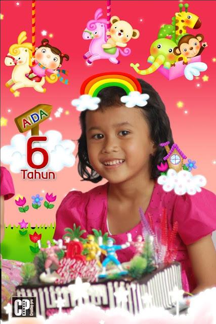 jasa foto ulang tahun anak jakarta