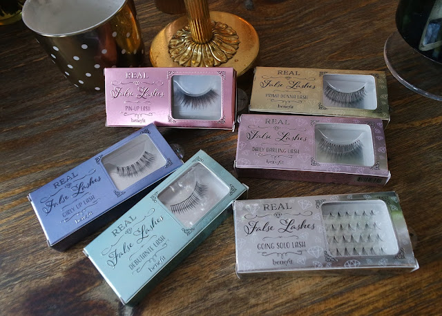 a photo of Benefit Real False Lashes