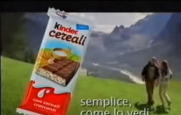 Canzone Kinder Cereali pubblicità con Nathalie Rapti Gomez - Musica spot Dicembre 2016
