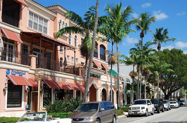 Lojas em Naples na Flórida