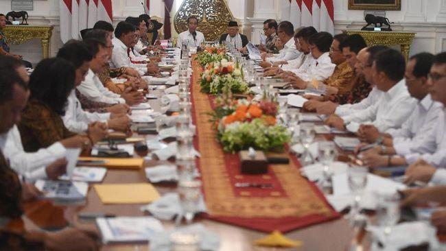 Sebut Menteri-menteri Jokowi dari Parpol Tak Ada yang Menonjol, Pengamat: Prestasinya Datar Semua!