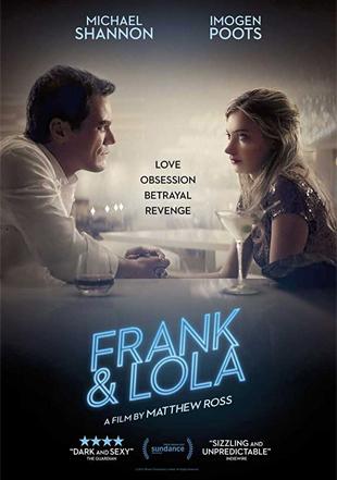 Frank & Lola 2016 Full English Movie Download Hd 720p