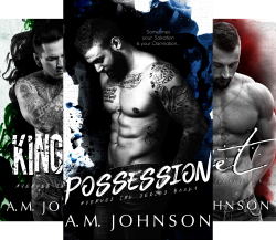 Avenues Ink Series, A.M. Johnson