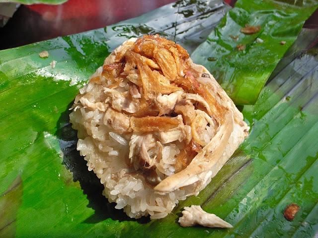 Xoi (Steamed Glutinous Rice)