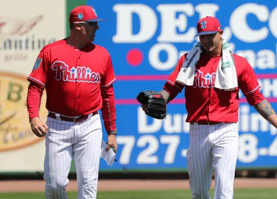 Chris Young out as Phillies pitching coach