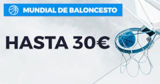 Paston promo Mundial de Baloncesto 2019