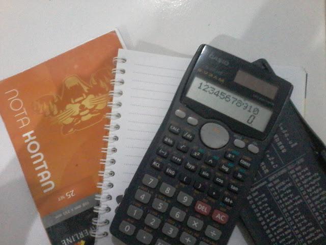 Kenangan indah dibalik pelajaran matematika