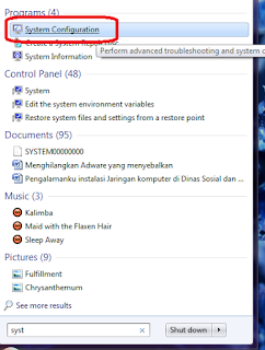 3. Mengatasi Windows Script Host Access disabled ketika menginstal driver