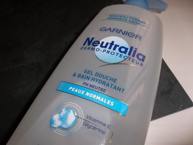 Gel Douche & Bain Hydratant - Neutralia - Garnier