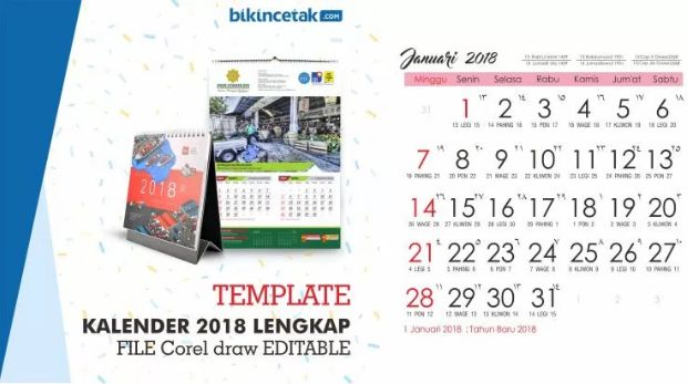 Download Kalender Hijriah & Jawa