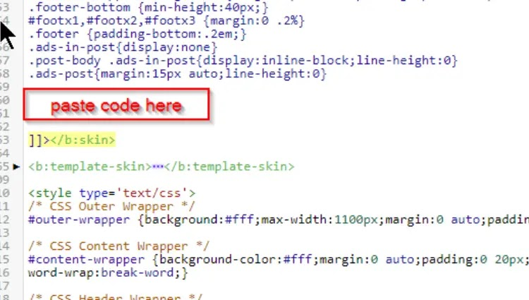 HTML Table of Contents - Learn How to Add in Blogger Posts