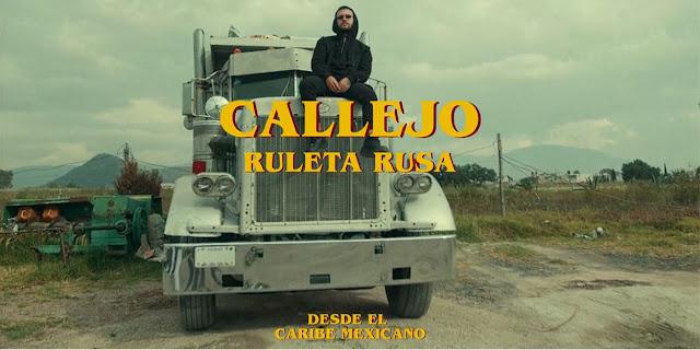 """Callejo tira su segunda bala con el nuevo sencillo """"Ruleta Rusa"""""""