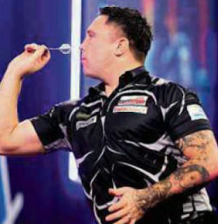 "Darts: the ""pantomime villain"" turns into a superstar"