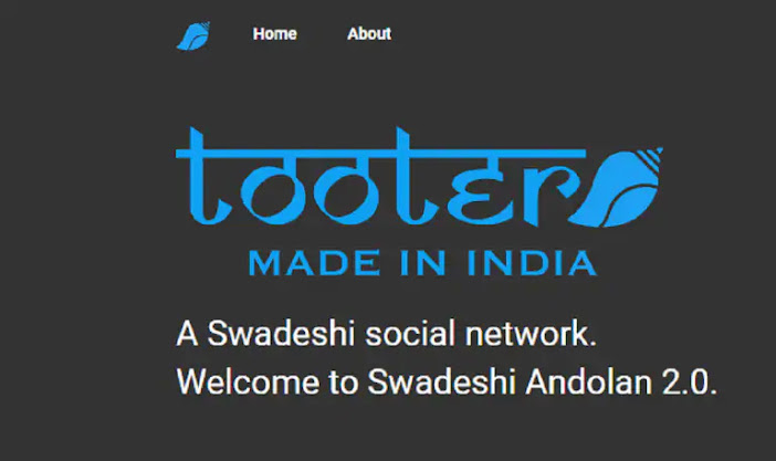Tooter - Indian Alternative Of Twitter