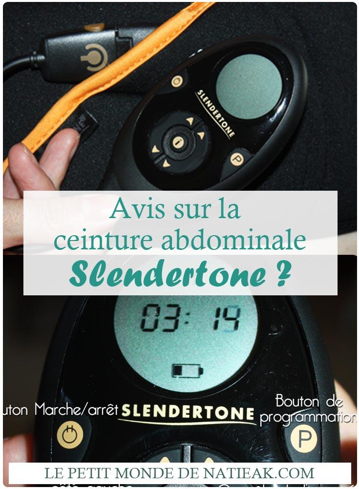 ceinture abdominale Slendertone Abs 7