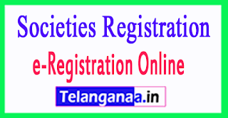 Societies Registration e-Registration Online Application