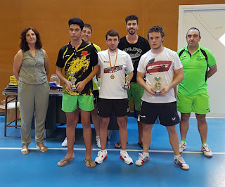 Tenis Mesa Aranjuez Diputación Cuenca