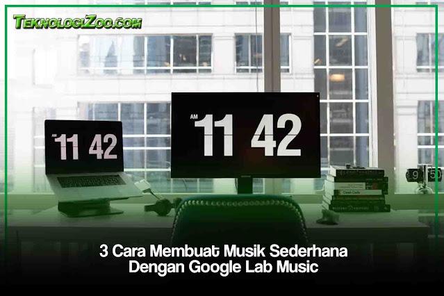 chrome music lab song maker