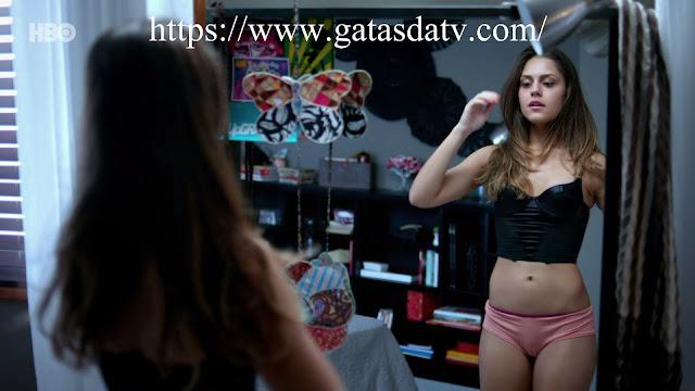 Serie com Jessika Alves de Calcinha em Preamar!