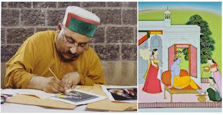 ओपन स्पेस के 18वें एपिसोड में भारतीय लघु चित्रकार पद्मश्री विजय शर्मा होंगे | #NayaSaberaNetwork