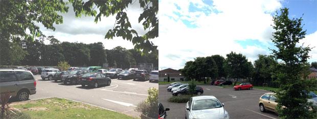 Cork City Council Car Parks