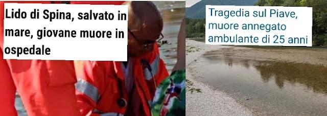 فاجعة جديدة للجالية العربية والمغربية: وفاة مهاجرين مغاربة غرقا شمال إيطاليا