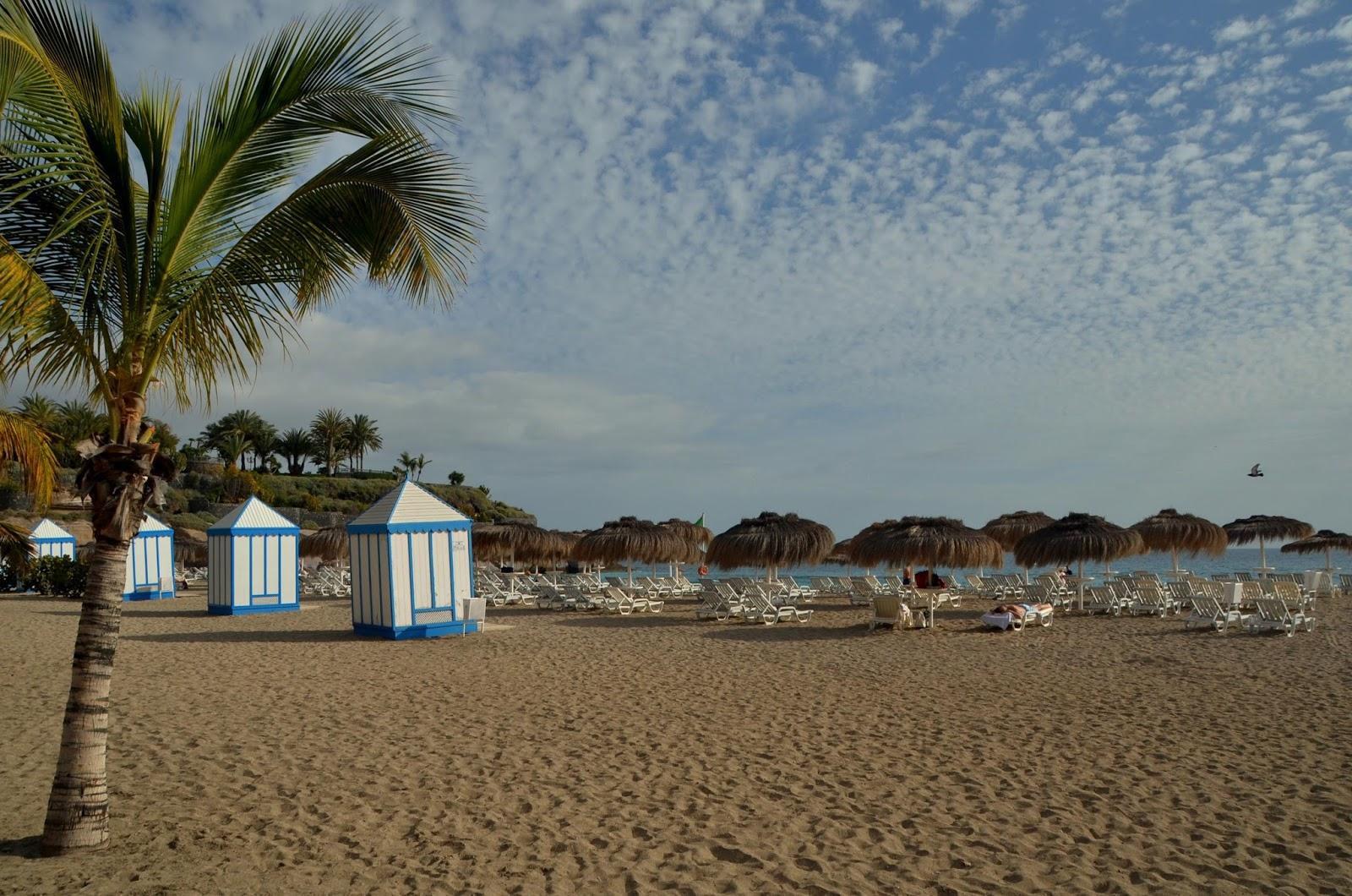 teneryfa plaża