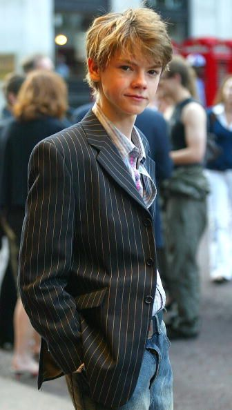 Cute Wallpapers Of Wofe All About Hollywood Thomas Sangster Young English Actor